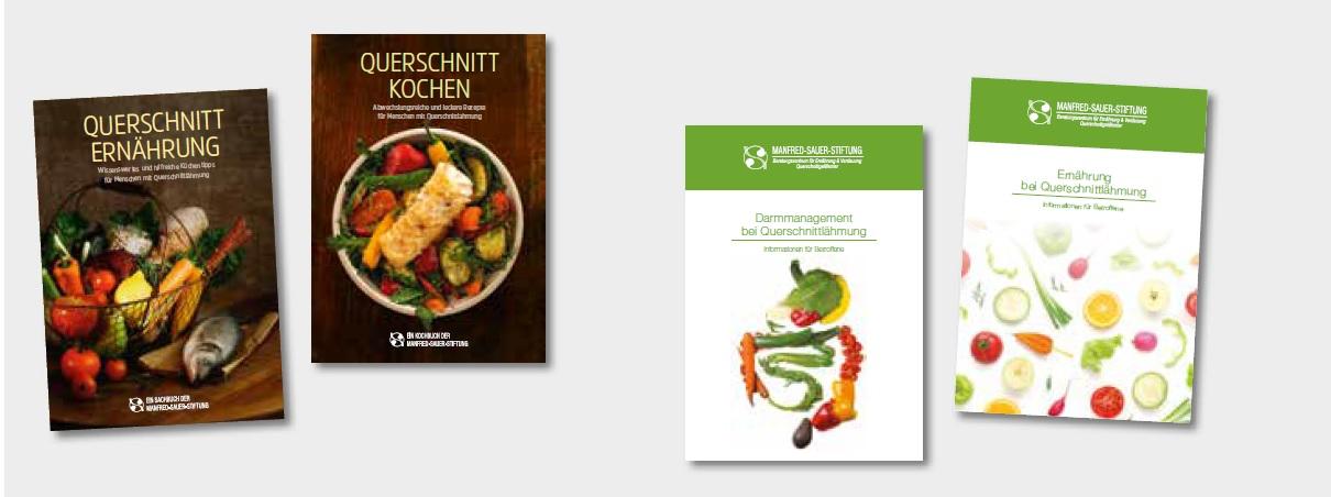 Kochbücher Manfred Sauer Stiftung